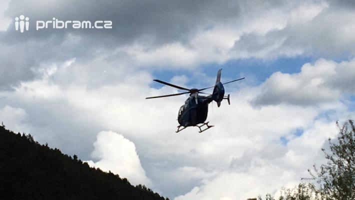 Pád horolezkyně zaměstnává záchranné složky u …