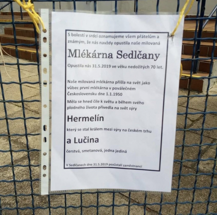 Datum 31.5.2019 se zapíše do historie Sedlčan …