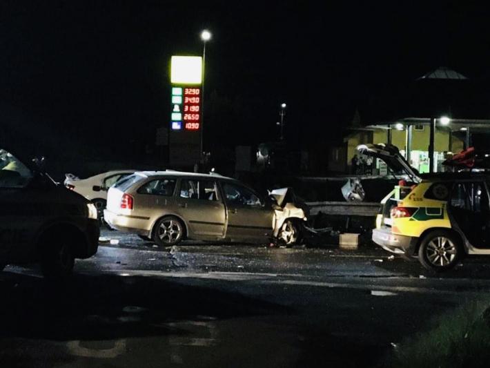 Vážná dopravní nehoda omezuje provoz na …