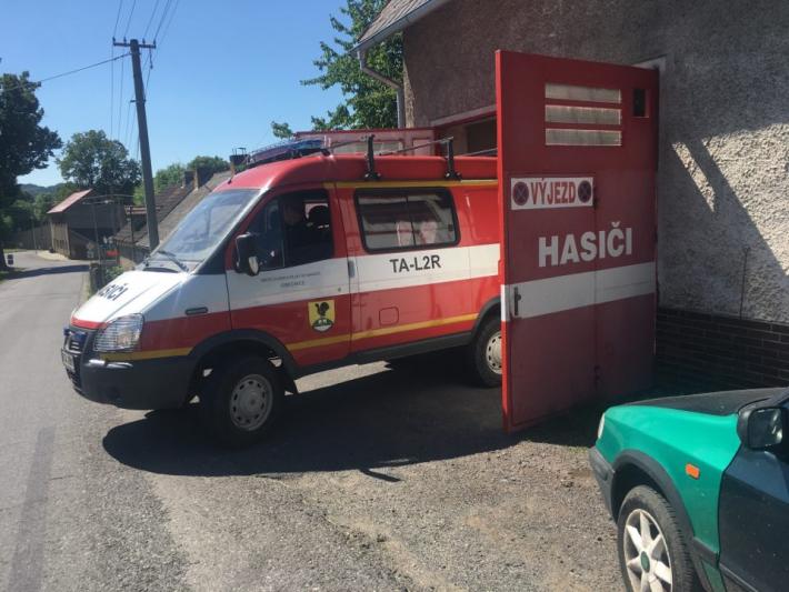 Policie ČR přijala dnes kolem 9. hodiny …
