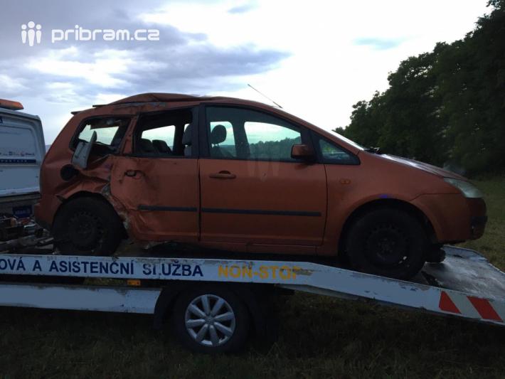 Kuriózní dopravní nehodu momentálně šetří …