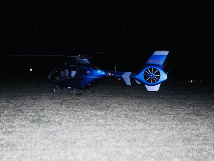 V noci na dnešek došlo v Bohutíně na …
