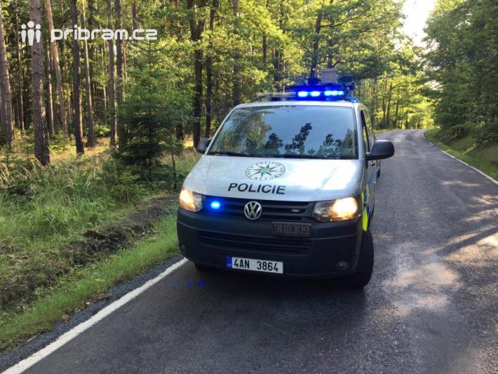 Policisté momentálně šetří příčinu dopravní …