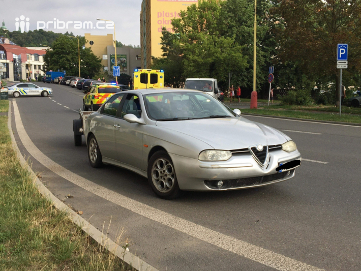 Policisté zdopravního inspektorátu …