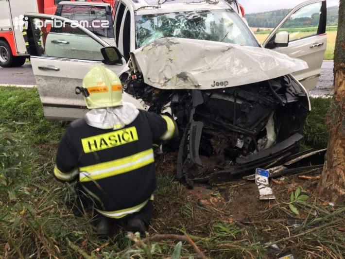 Dopravní nehoda momentálně zaměstnává …