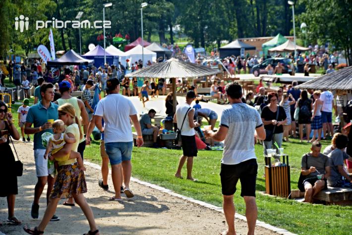 Sobotní akci Piknik na Nováku si nenechaly …