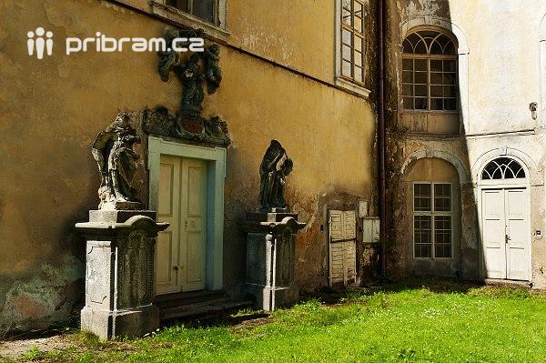 Prohlídky na zámku vOsečanech trvají až …