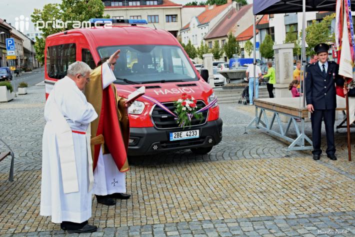 Hasičský sbor v Březnici byl založen na podnět …