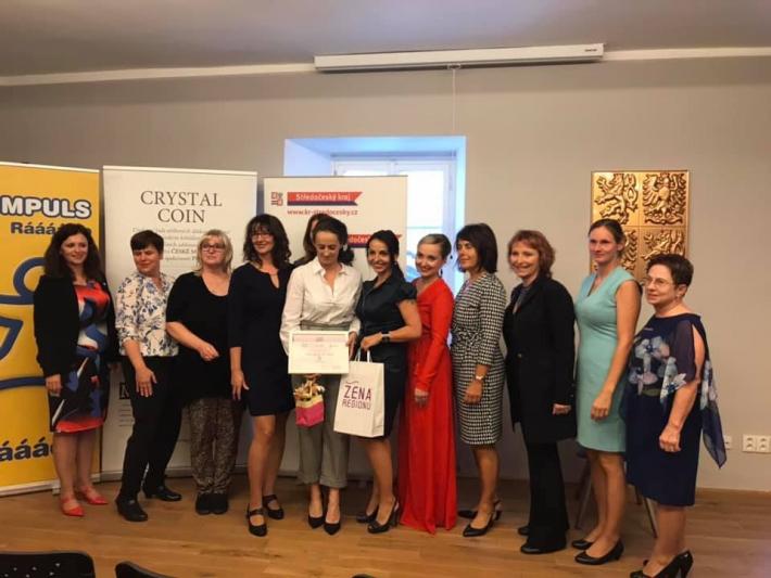 Jubilejní desátý ročník soutěže Žena regionu …