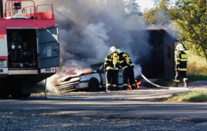 Na tísňovou linku hasičů byl po patnácté …
