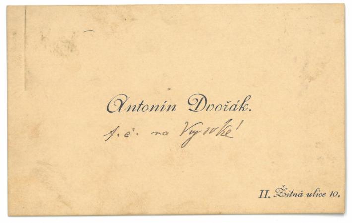 Antonín Dvořák (1841–1904), náš světově …
