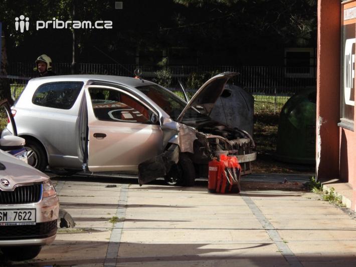 Dopravní nehodu šetřili policisté …