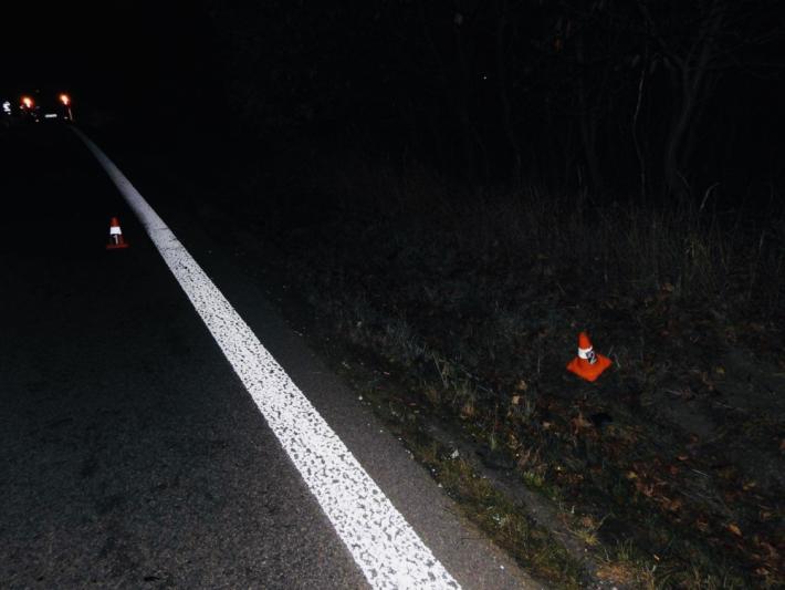 Vážná dopravní nehoda, při které utrpěl chodec …