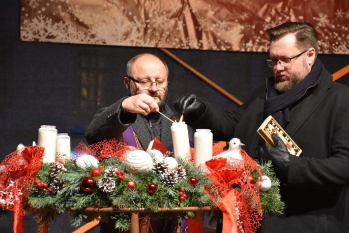 Vánoční strom a výzdoba města Příbrami již …