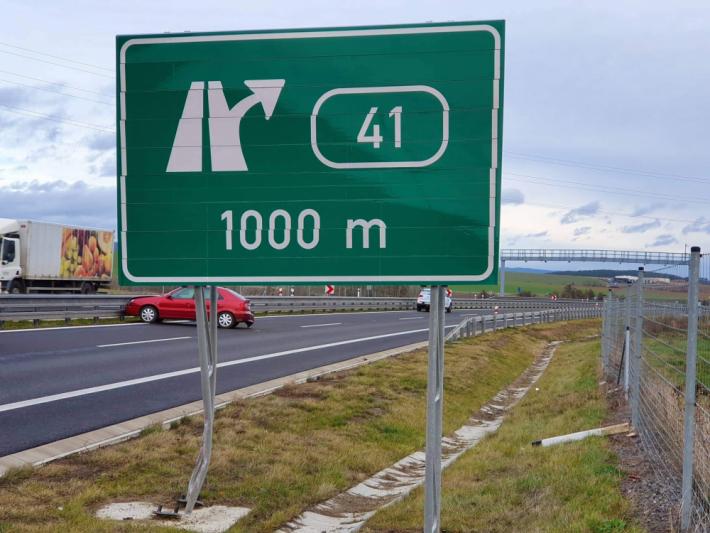 Nehoda osobního vozidla značky …