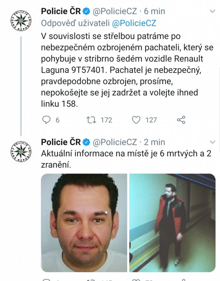 Ostravští policisté přijali dnes po sedmé …