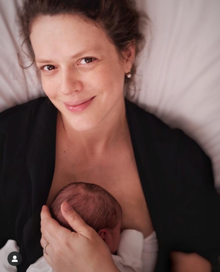 Herečka Andrea Růžičková (35) porodila svého …