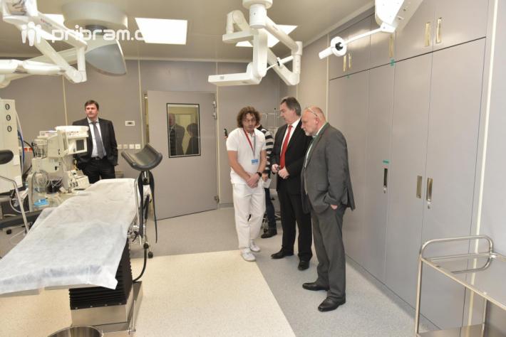 Příbramská nemocnice otevřela zrekonstruované …