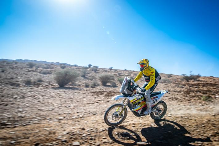 Úterní 9. etapa Dakaru 2020 přinesla …