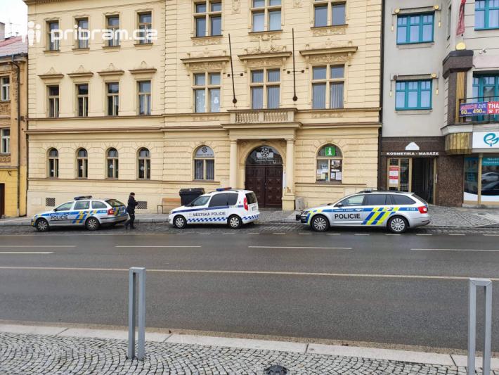 Městská policie vPříbrami vyjížděla …