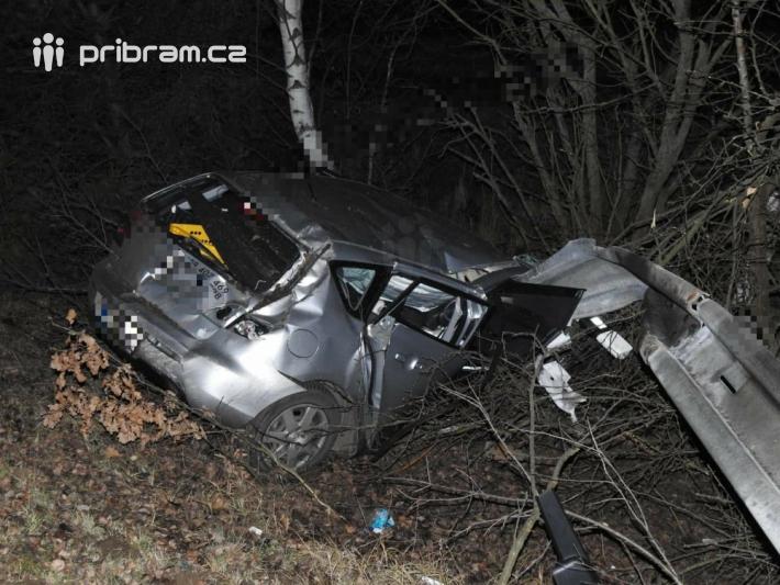 Kprvní dopravní nehodě vyjížděly …