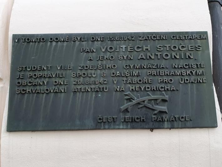 Antonín Stočes, Josef Lukeš. Po těchto …