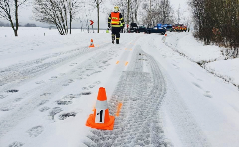 Další dopravní nehoda uzavřela vsobotu …