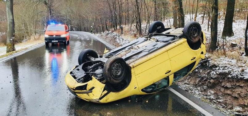 Kdalší dopravní nehodě vyjížděly před …