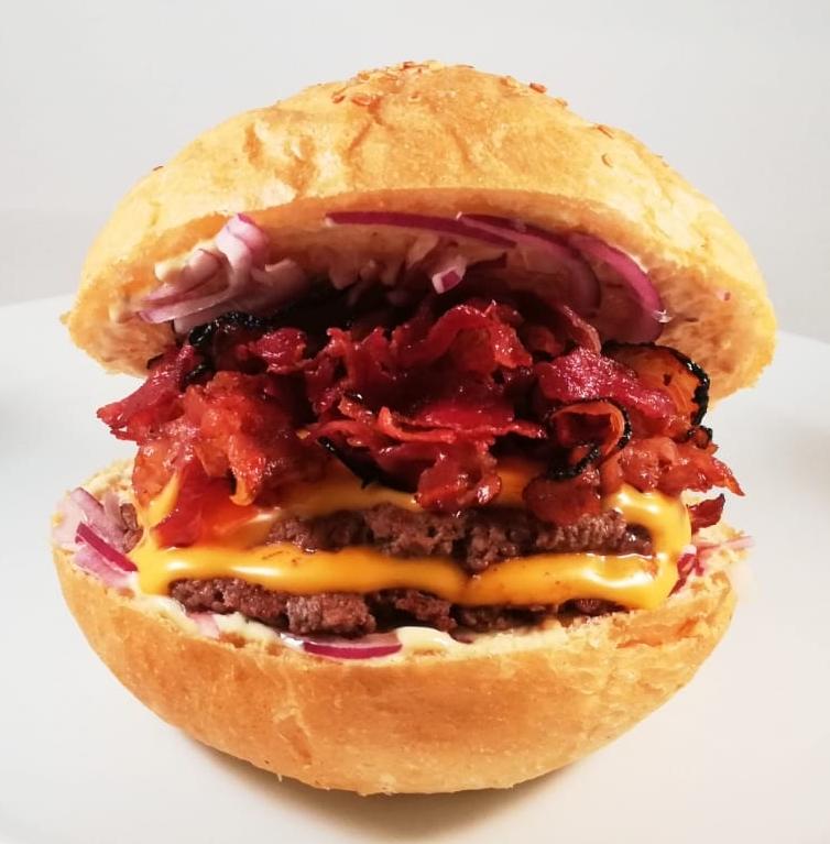 Šáša Burger proto jako první vPříbrami …