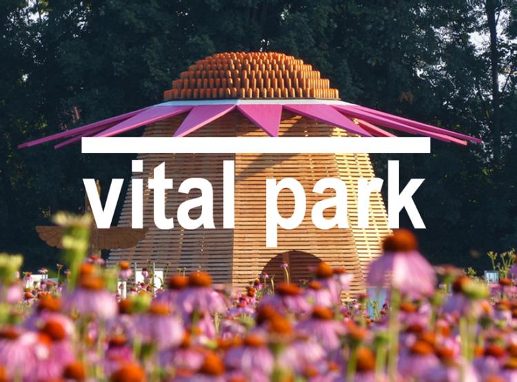 Vital park – osvěžující park, místo pro …