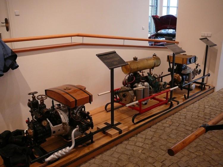 Příbramské hasičské muzeum  JMÉNO …