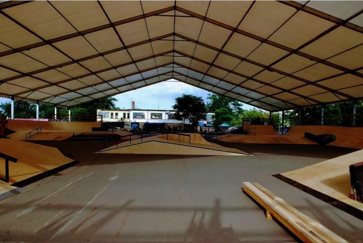 Zastřešení příbramského skateparku  JMÉNO …