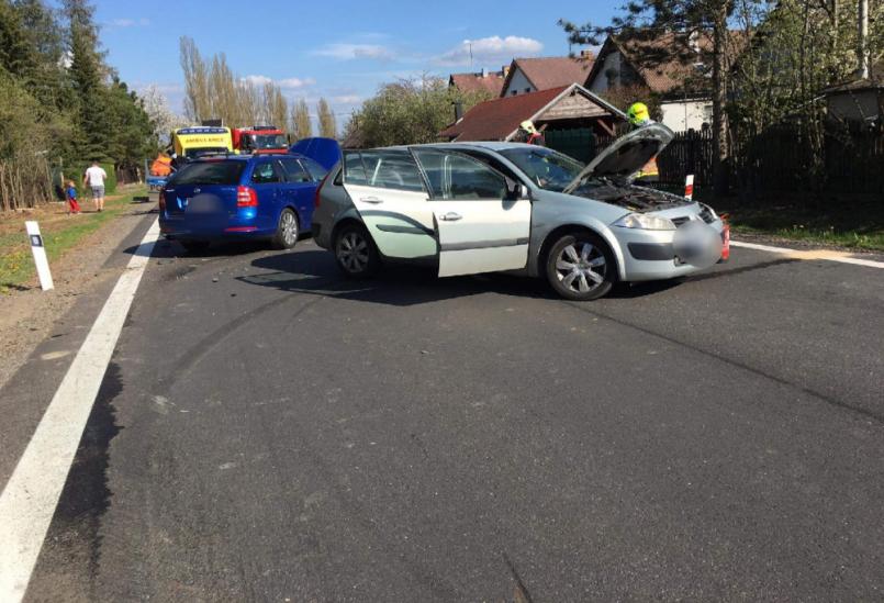 O dopravní nehodě jsme informovali v …