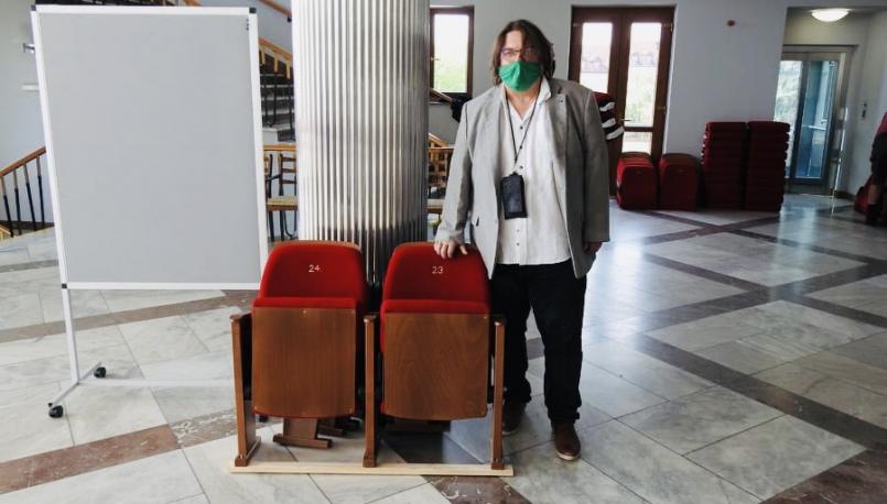 """""""Naše příbramské divadlo je jedním z …"""