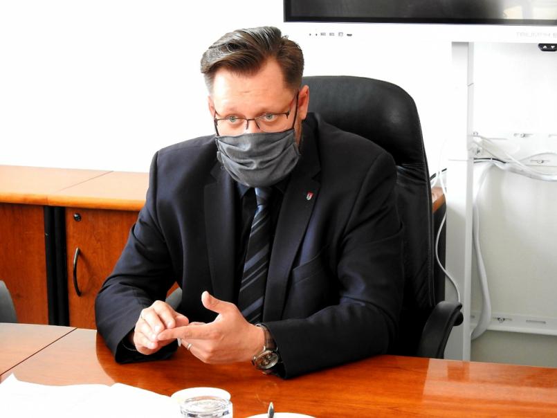 Ředitel nemocnice také apeloval na veřejnost, …