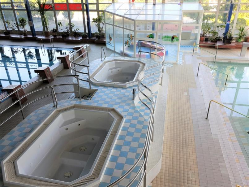 Aquapark je zhlediska příprav na …