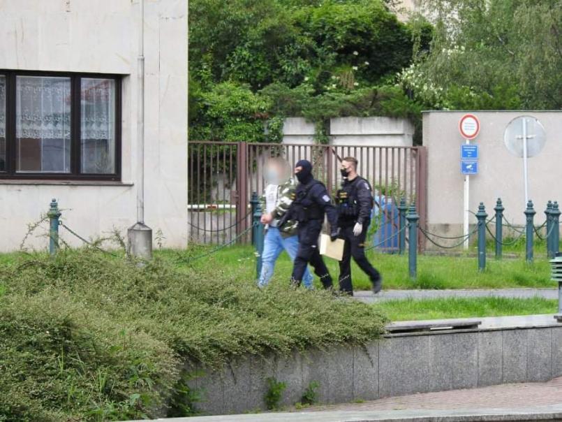 O policejní akci jsme informovali v …