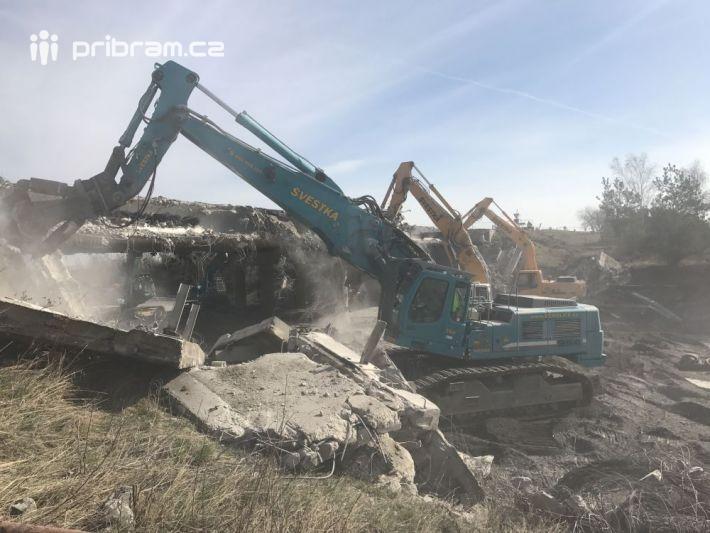 Na dálnici D4 dnes začíná přestavba mostu přes …