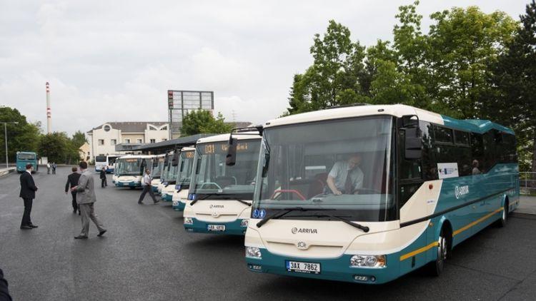 Na Příbramsku bude jezdit 8 nových autobusů