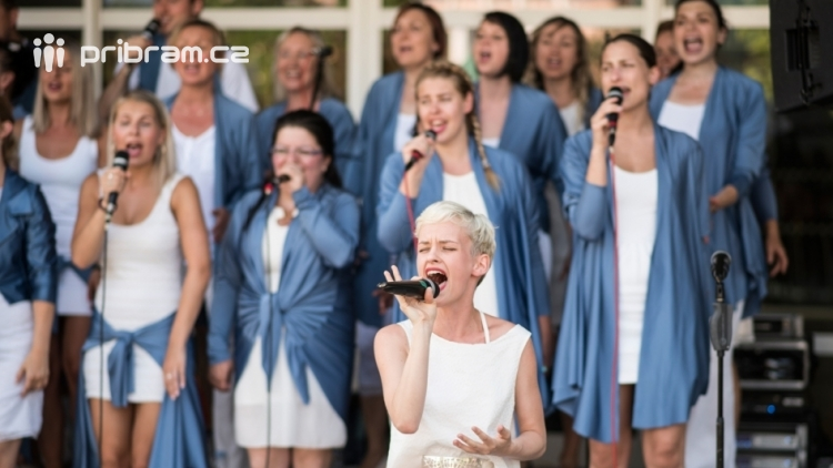 Jarní gospelový koncert je za dveřmi. Přijdete ve středu i vy?