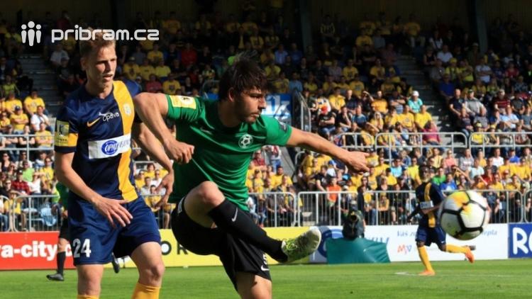 Obrovský úspěch příbramských fotbalistů - 1.FK se vrací do první ligy