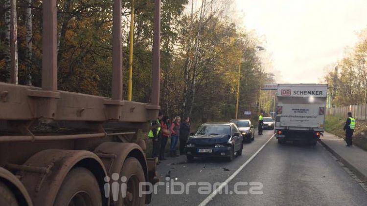Aktuálně: Komplikace v Husově ulice, počítejte se zdržením