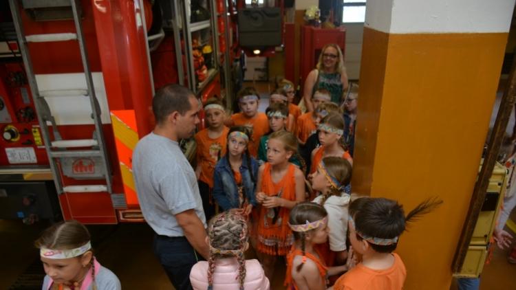 V Příbrami vyhodnotili 15. ročník výtvarné soutěže s hasičskou tématikou