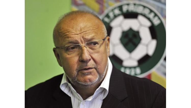 Hostem dnešního chatu je Jaroslav Starka, prezident 1.FK Příbram