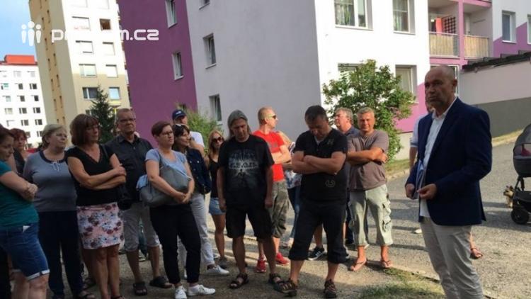 Drkolnov zažil očekávané veřejné slyšení