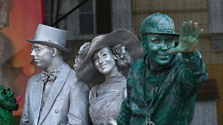 Živé sochy zaplní centrum Příbrami již za tři týdny
