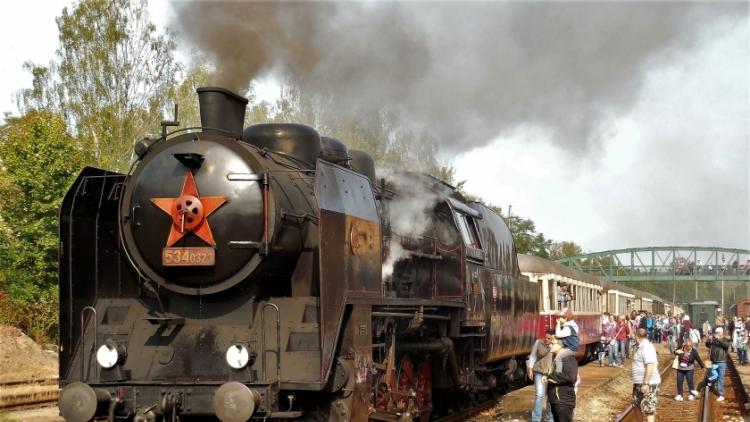 Nádraží v Příbrami uvítá v sobotu parní lokomotivu