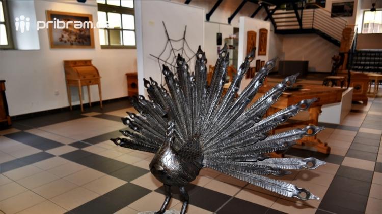 Středověk v muzeu vystřídali kováři, truhláři a grafici