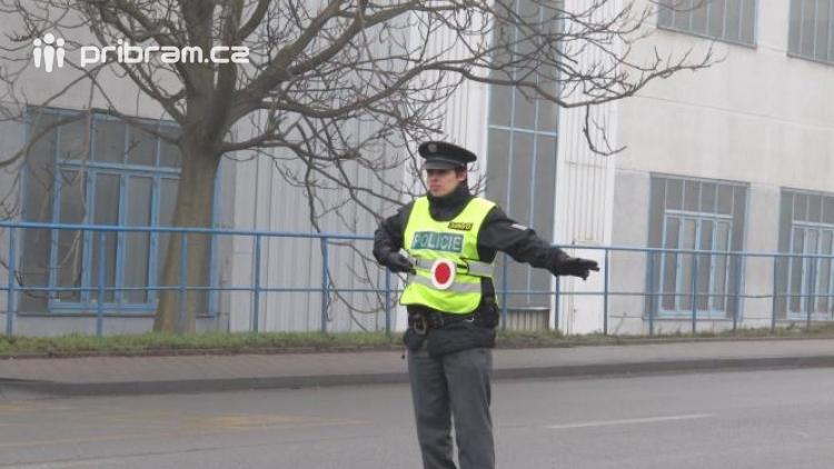 Kvůli Památce zesnulých zesílí příbramští policisté tento týden výkon služby