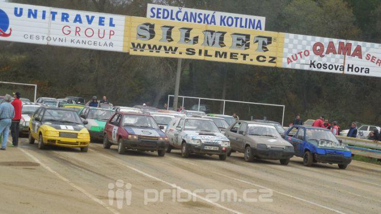 Rallycross bude v Sedlčanech i na Silvestra